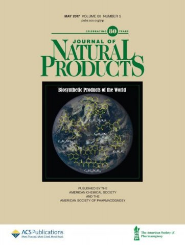 Journal of Natural Products cover