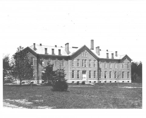 Chemical Laboratory Building 1885