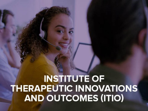 Institute of Therapeutic Innovations and Outcomes button