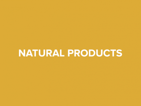 natural products button