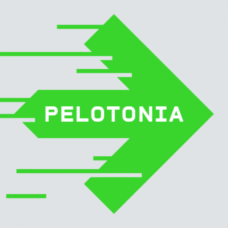 Pelotonia arrow