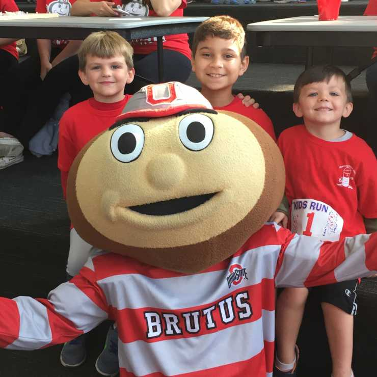 kids with brutus